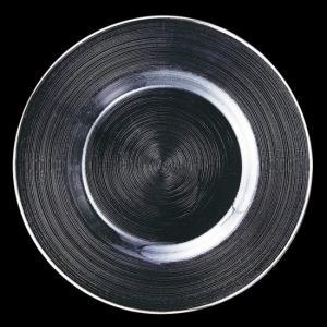 ・サイズ:直径270×H21mm  ・原産国:トルコ製(加工:日本)    【ガラス/プレート/プレ...