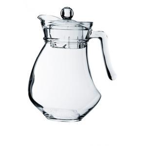 ウェイビージャグ ガラス デカンタ&ピッチャー 業務用 約100(最大143)mm|minnano-souko