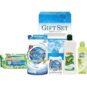 ナノ洗浄バラエティ洗剤セット CWK-EM お礼 お返し 内祝い ギフト