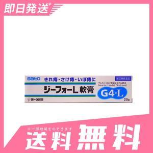 ジーフォーL軟膏 20g 5個セットなら1個あたり970円  指定第2類医薬品|minoku-beauty