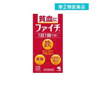 貧血 薬 市販 ファイチ 120錠 (ビン入り) 第2類医薬品 minoku-max