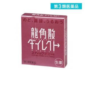龍角散ダイレクト スティック ピーチ 16包 第3類医薬品|minoku-max