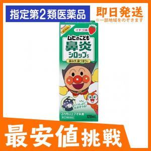 ムヒのこども鼻炎シロップS 120mL 指定第2類医薬品|minoku-max