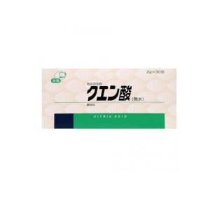 健栄製薬 クエン酸(無水) 30包