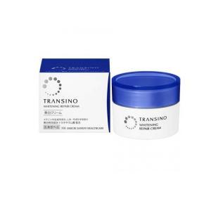 美白有効成分「トラネキサム酸」配合の夜用美白クリーム。メラニンの生成を抑え、しみ・そばかすを防ぐ。黄...