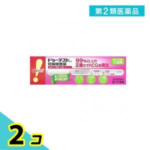 ドゥーテスト?・hCG妊娠検査薬は、月経予定日の約1週間後から使用することができる。朝、昼、夜、どの...