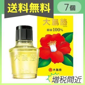 大島椿 椿油100% 60mL 7個セット
