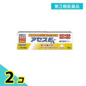 1個あたり1490円 アセスE 100g 2個セット 第3類医薬品 プレミアム会員はポイント24倍