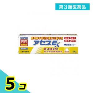 1個あたり1490円 アセスE 100g 5個セット 第3類医薬品 プレミアム会員はポイント24倍