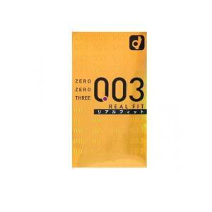 オカモト ゼロゼロスリー003リアルフィット 10個|minoku-premium