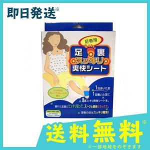 足裏スッキリ爽快シート 8枚 ((4枚x2袋))