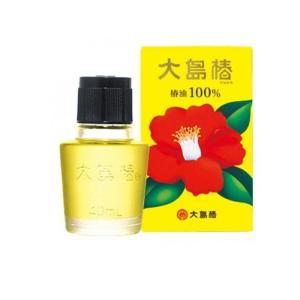 大島椿 椿油100% 40mL