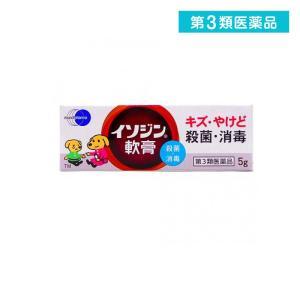 イソジン軟膏 5g 第3類医薬品