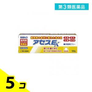 1個あたり1490円 アセスE 100g 5個セット 第3類医薬品 ポイント15倍