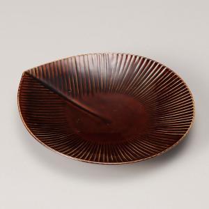 お皿 食器皿 取り皿 プレート おしゃれ MOREアメ銘々皿 17.5cm 盛皿 食器 うつわ 陶器 minopota