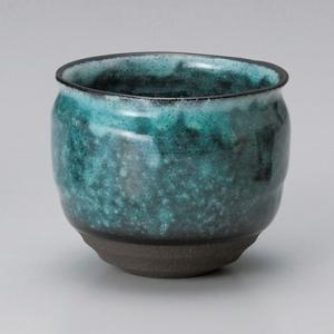 フリーカップ コップ 酒器 おしゃれ トルコ ブルー マルチカップ 400cc 食器 陶器 タンブラー|minopota