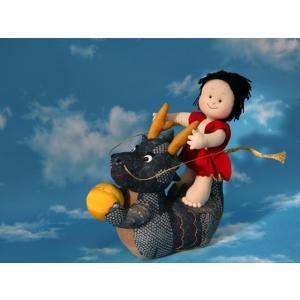 五月人形 < Doragon issa >