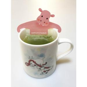 緑茶 ティーバッグ「アニマルティーパーティ」お茶 日本茶 かわいい ギフト セット 動物園|minorien|05