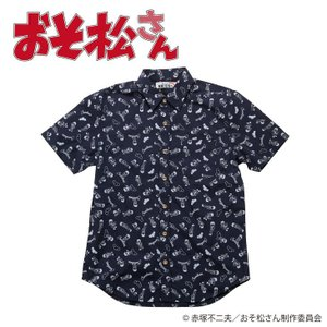 おそ松さん アロハシャツ シャツ 半袖 おそ松 カラ松 チョ...