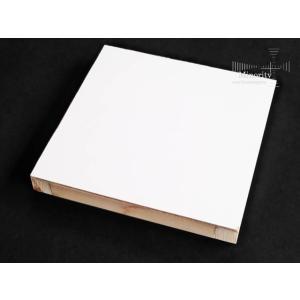 ファブリックパネル 作成用 ヌードパネル 木枠 15cm × 15cm角パネル|minorityplus