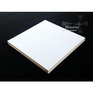 ファブリックパネル 作成用 ヌードパネル 木枠 25cm × 25cm角パネル|minorityplus