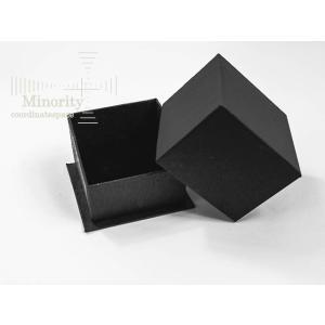 リング用ギフトBOX黒|minorityplus
