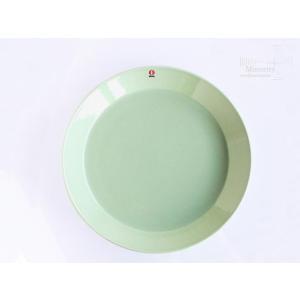 《廃盤カラー》北欧 イッタラ ティーマ 26cm プレート(セラドングリーン)|minorityplus