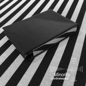 ドイツ Philippi  フィリッピ カードケース 名刺入れ (縦型 )(ブラック)|minorityplus
