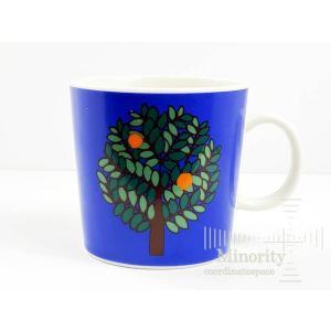 北欧デザイン フィンランド スタジオヒッラ Hedelmapuu  ヘデルマプー マグカップ  (  ブルー )|minorityplus
