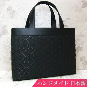 フォーマルバッグ 黒  葬儀 結婚式 入学式 卒業式 お受験 日本製 ブラックフォーマルバッグ MINOTOFU bft03|minotofu
