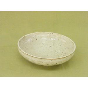 器之助・KINOSUKE 美濃焼 粉引サビ散らし取り小鉢|minoyakisquare