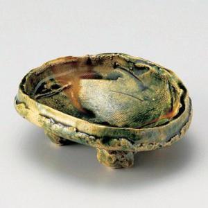 器之助・KINOSUKE 美濃焼 織部楕円小鉢 |minoyakisquare