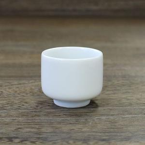 MARUSHIN 美濃焼 蛇の目 2.5勺盃、二重丸、きき酒、蔵元で使用されるきき酒の器|minoyakisquare