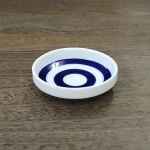 MARUSHIN 美濃焼 蛇の目 切立皿|minoyakisquare