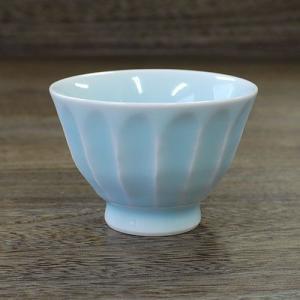 MARUSHIN 美濃焼 青磁 そぎ煎茶|minoyakisquare