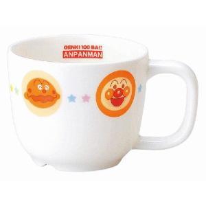 金正陶器 美濃焼 アンパンマン 強化軽量マグカップ|minoyakisquare