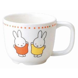 金正陶器 美濃焼 ミッフィー 強化軽量マグカップ|minoyakisquare