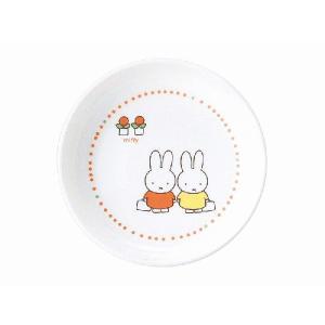 金正陶器 美濃焼 ミッフィー 強化軽量小皿|minoyakisquare