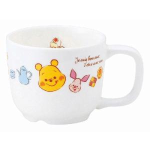 金正陶器 美濃焼 くまのプーさん 強化軽量マグカップ|minoyakisquare