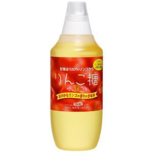 ミントハウス りんご糖 500g×12本入り りんご約4kg分の果汁を使用! 香料も不使用です!    |minthouse