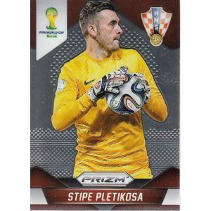 14 PANINI PRIZM WORLD CUP レギュラーカード #116 Stipe Pletikosa