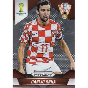 14 PANINI PRIZM WORLD CUP レギュラーカード #117 Darijo Srna