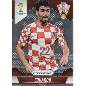 14 PANINI PRIZM WORLD CUP レギュラーカード #119 Eduardo