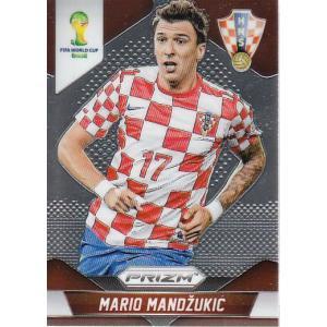 14 PANINI PRIZM WORLD CUP レギュラーカード #120 Mario Mandzukic マンジュキッチ