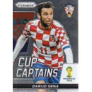 14 PANINI PRIZM WORLD CUP CUP CAPTAINS #6 ダリヨ・スルナ