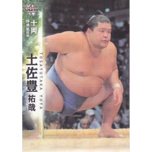15BBM大相撲カード #51 土佐豊