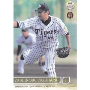 15BBM 阪神タイガース T14 福原忍|mintkashii