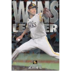 16カルビープロ野球チップス第2弾 ネット限定 チーム最多勝カード WL-01 武田翔太 mintkashii