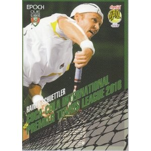 16EPOCH テニス IPTL #13 ライナー・シュットラー mintkashii