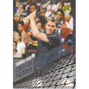 16EPOCH テニス IPTL #21 トーマス・エンクビスト mintkashii
